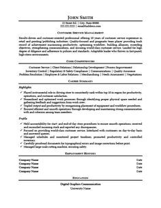 Resume Sample Resume Manager Customer Service click here to download this assistant manager resume template customer service premium samples example