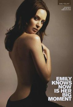 Emily Blunt Wants You to GO AW... is listed (or ranked) 2 on the list The 32 Hottest Emily Blunt Photos