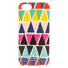 Kate Spade New York Gio Geometric Iphone 5 / 5S Case - Multi (32,885 KRW) ❤ liked on Polyvore featuring accessories, tech accessories, phone cases, phone, cases, iphone cases, apple iphone cases, iphone cover case, kate spade iphone case and kate spade