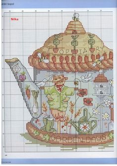 Gallery.ru / Фото #17 - Cross Stitch Gold 46 - tymannost