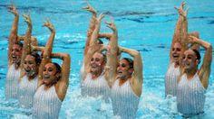 PÉKIN - Les nageuses synchronisées canadiennes ont amorcé de belle façon l'épreuve par équipe, vendredi, aux Jeux olympiques de Pékin, en prenant le cinquième rang du programme technique.