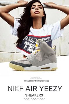 new concept 8264e dc985 Buy new Nike Air Yeezy Air Yeezy Zen Gray trainers