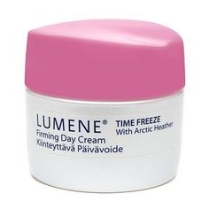 I'm learning all about Lumene Time Freeze Firming Day Cream at @Influenster!