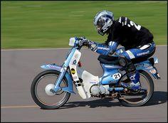Honda mean motobike