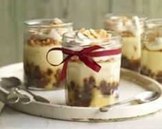 Christmas Pudding Trifle Recipe