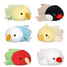 Bird lovers unite! Hamee has an amazing collection of bird themed products. We have cute fluffy plushes, pouches, stationery, and phone charms and much more to