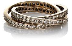 Munnu Intertwined Ring -  - Barneys.com