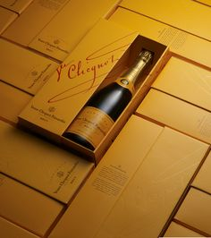 """VEUVE CLICQUOT... One day, I'm going to buy an obscene amount of this and just get """"utterly gazebo'd"""" as Michael McIntyre says posh people say"""