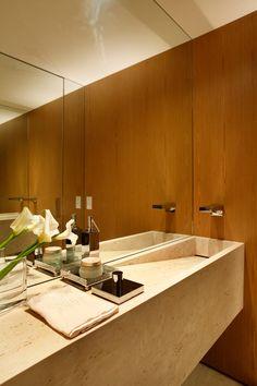 Apartamento MGA / Arquiteto: Paloma Yamagata