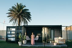 6 Modern Hotels Around the World Made Out of Shipping Containers - Dwell