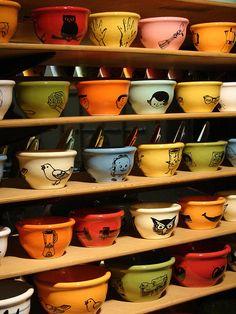 circa ceramics bowls