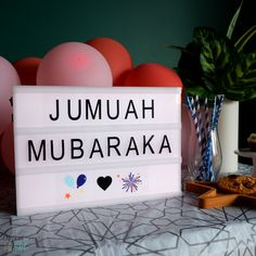 We specialize in Eid, Ramadan decorations as well as everyday home decor for the Muslim Home. Jummah Mubarak Dua, Jummah Mubarak Messages, Hajj Mubarak, Islamic Quotes Wallpaper, Islamic Love Quotes, Islamic Images, Islamic Videos, Juma Mubarak Quotes, Jumma Mubarak Images Download