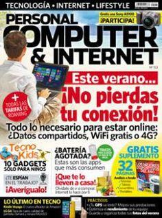 Personal computer & Internet. Nº 153, julio 2015