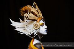Winged Headdress
