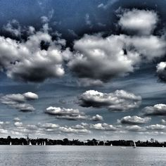 Hamburg Alster Segelboote Aussenalster – Michael Blachy WordPress Blog