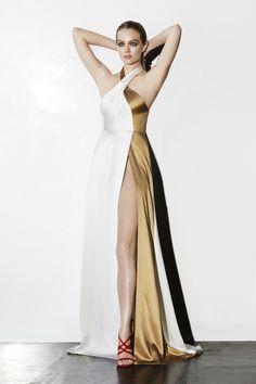 #vestido frente unica  #halter neck dress # vestido festa #gown