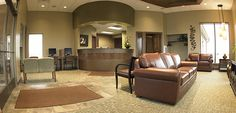 photos of dental reception areas | Considering Expanding, Renovating or Moving?