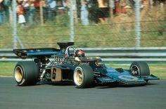 Uma viagem ao passado da F1 - a categoria mais importante do automobilismo mundial...
