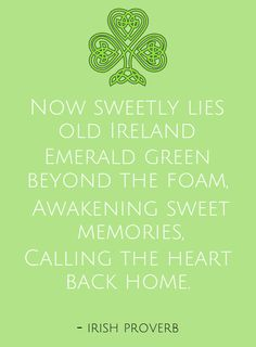 Color Crush  Pinch of Green Gaelic Quotes f74faf064c96