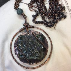 in with chain D Craft, Serendipity, Pocket Watch, Glazed Pottery, Photo And Video, Personalized Items, Chain, Green, Instagram Posts