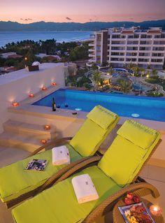 Marival Residences & World Spa........heaven awaits!  Nuevo Vallarta, Mexico.