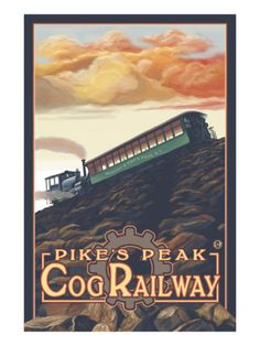 Pikes Peak, Colorado, Pikes Peak Cog Railroad