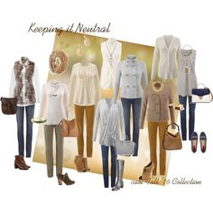 A fashion look from September 2016 featuring CAbi t-shirts, CAbi sweaters y CAbi cardigans. Browse and shop related looks.