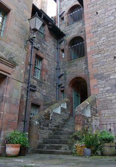 Well Court Old Dean Village, Edinburgh