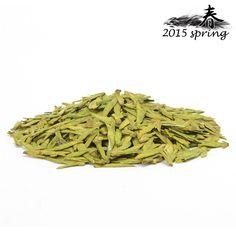 Organic Nonpareil Ming Qian Dragon Well Long Jing Green Tea-2015