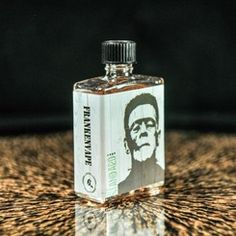 The Standard Vape is a premium e-liquid brand made in the U.S.A.