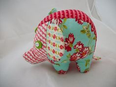 "Elephant Pin Cushion ""Nellie Ellie"""