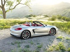 Porsche Boxter 2013