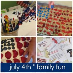 july 4 activities and ideas via teach mama