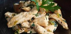 petrezselymes Potato Salad, Potatoes, Mint, Chicken, Ethnic Recipes, Food, Drinks, Diets, Drinking