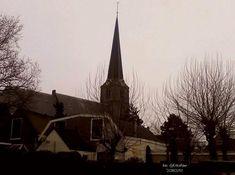 Achterzijde Oude Kerk -15/16 eeuw- gezien vanaf de Tuinstraat te Rijswijk  Old church (15/16th century) Rijswijk  #kerk #church #rijswijk #zuidholland #thenetherlands🇳🇱 #evdv 20180219.1
