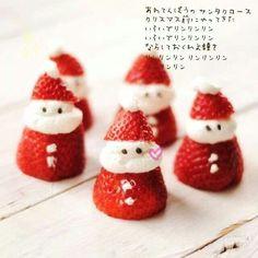 strawberry サンタクロース
