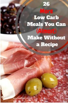 26 More Diabetes Low Carb Meals You Can Make Without a Recipe