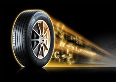 What proportion of fuel consumption is attributable to the tyres?