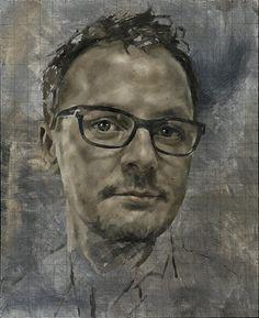 Self Portrait johnathan yeo