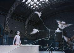 Matthew Barney, Cremaster 5, Budapest 1996 c.mjo 2014