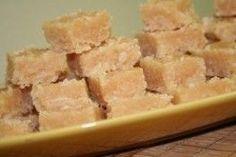 Dulce de Coco- Puerto Rican coconut candy ♥♥♥♥♥♥