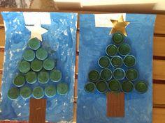 Νηπιαγωγείο, το πρώτο μου σχολείο: Κατασκευές- Χριστούγεννα. Advent Calendar, Triangle, Holiday Decor, Blog, Advent Calenders, Blogging