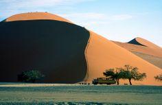 Dune 45, Namib Naukluft National Park, Namibia