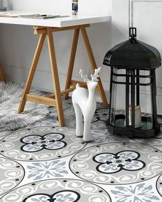 We all need a little more fun in our life and a patterned tile is a perfect way to do it!  Boasting designs inspired by encaustic tiles, the Element collection brings excitement to every space it graces ✨   Are you still loving patterned tiles?  Encaustic Tile, Tile Patterns, More Fun, Tiles, Inspired, Space, Inspiration, Furniture, Collection