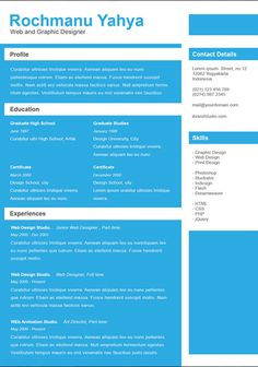 The 10 Most Amazing Resume Templates for Recent Grads.