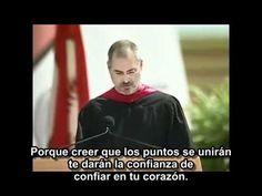Steve Jobs Discurso en la Graduación de la Universidad de Stanford Sub.Español HD.mp4 - YouTube