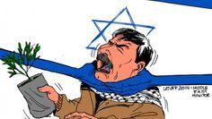 Mort du ministre palestinien : la caricature du dessinateur brésilien pro Palestine fait le buzz #RIP