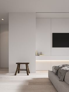 SA apartment on Behance