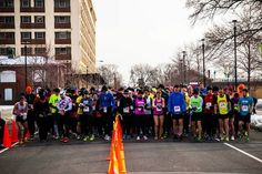 Races That Get You Feeling the Love | Runner's World