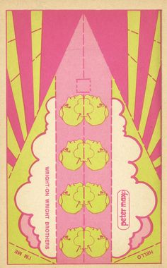 Peter Max - Paper Airplanes